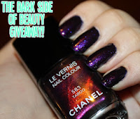 Giveaway: Chanel Tatoo nail polish