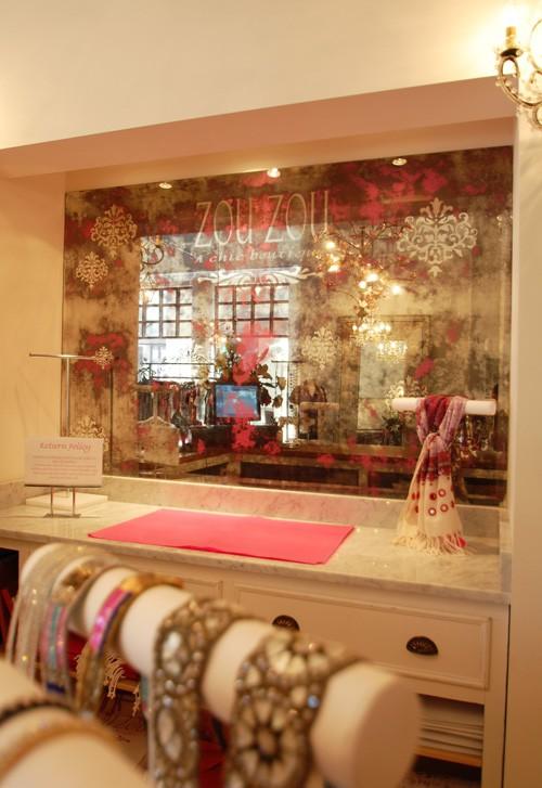 haus design antiqued mirrors beautiful decorating ideas. Black Bedroom Furniture Sets. Home Design Ideas