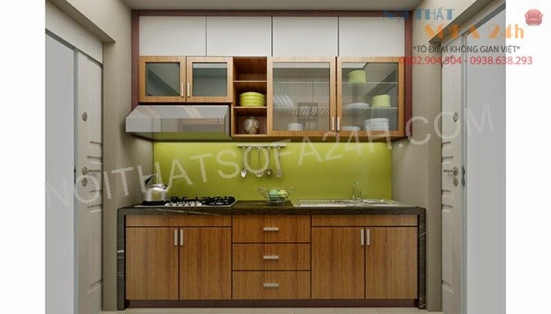 Tủ bếp TB071