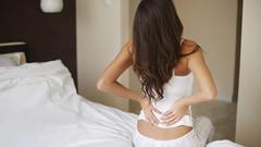 İlaç kullanmadan bel ağrısını geçirmenin yolları