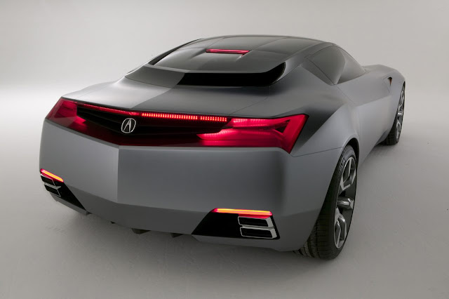 Super Car Acura