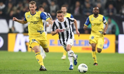 Juventus Chievo 1-1 highlights sky