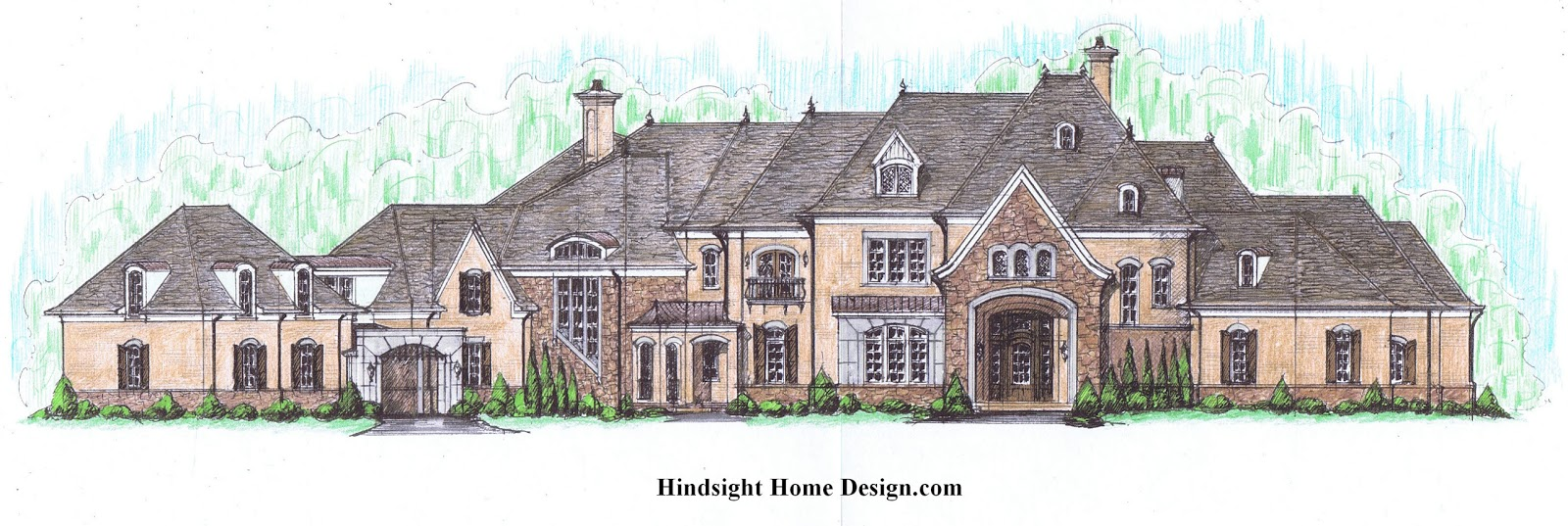 Hindsight Home Design First Place Winner American
