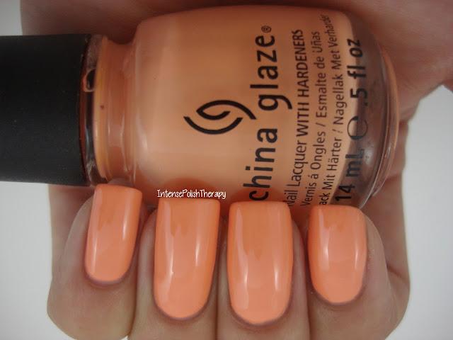 China Glaze - Peachy Keen
