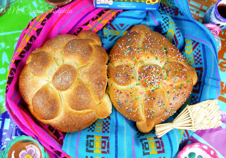 ¡Preparemos Pan de Muerto! - Mi Cocina Rápida