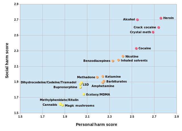 Social Harm Score