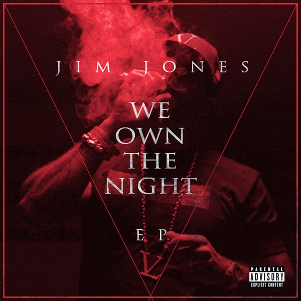 Jim Jones - We Own the Night - EP Cover