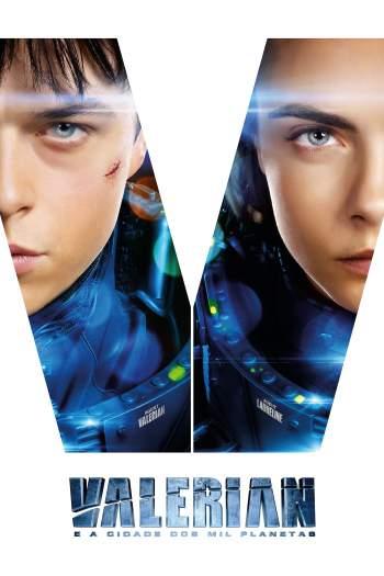 Valerian e a Cidade dos Mil Planetas 3D Torrent - BluRay 1080p Dual Áudio
