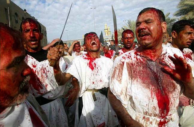 Beberapa Tradisi Aneh & Mengerikan di Dunia