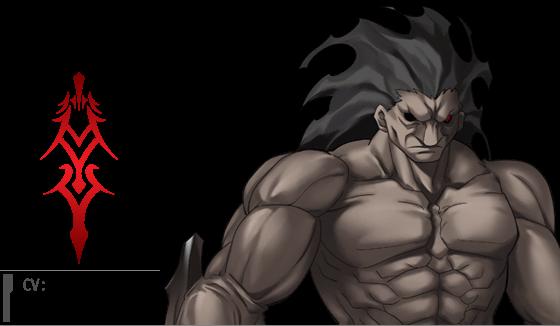 Berserker (CV: Tadahisa Saizen)