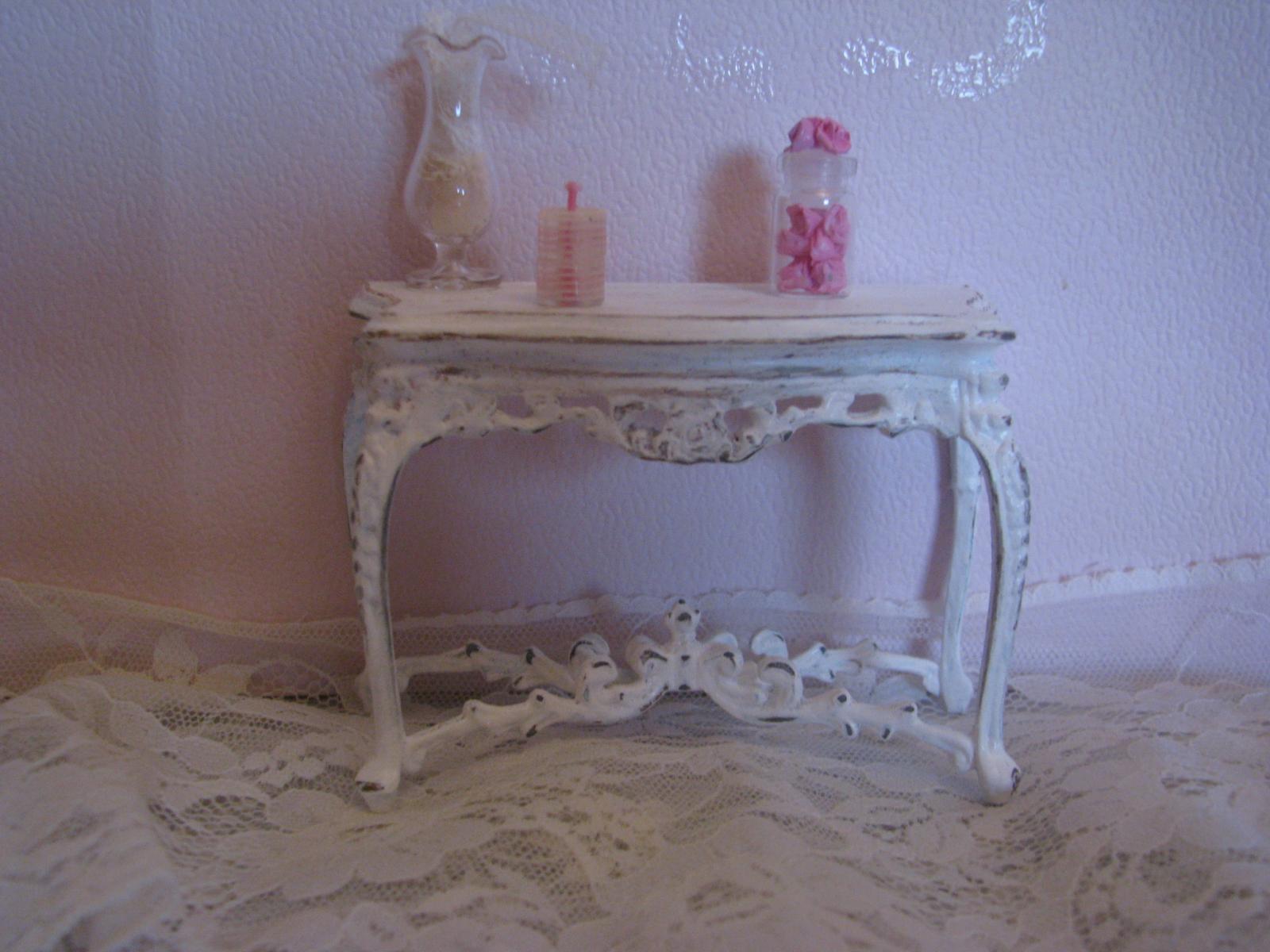 Caprichos de charlot - Estilo shabby chic muebles ...