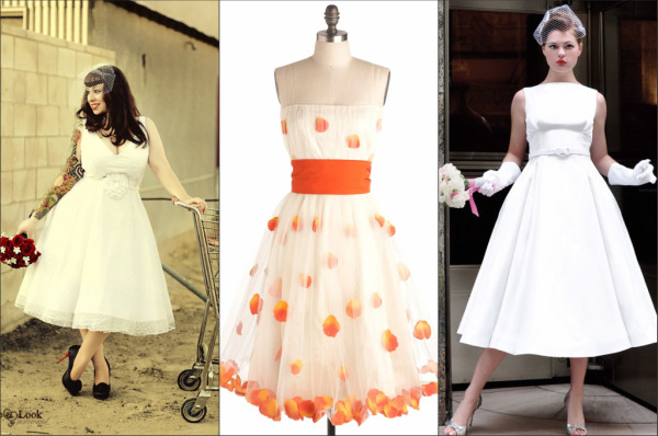 Свадебные Платья Ретро Стиль
