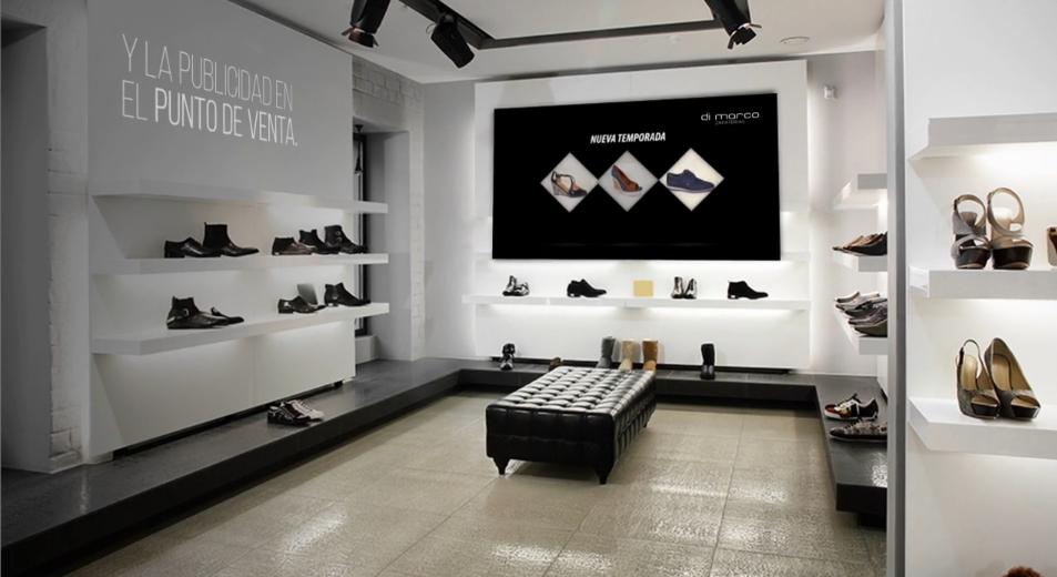 Digital Signage Retail Neo Advertising