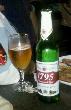 Budejovicke pivo 1795