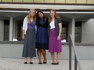 me, sister abbott, sister lyon
