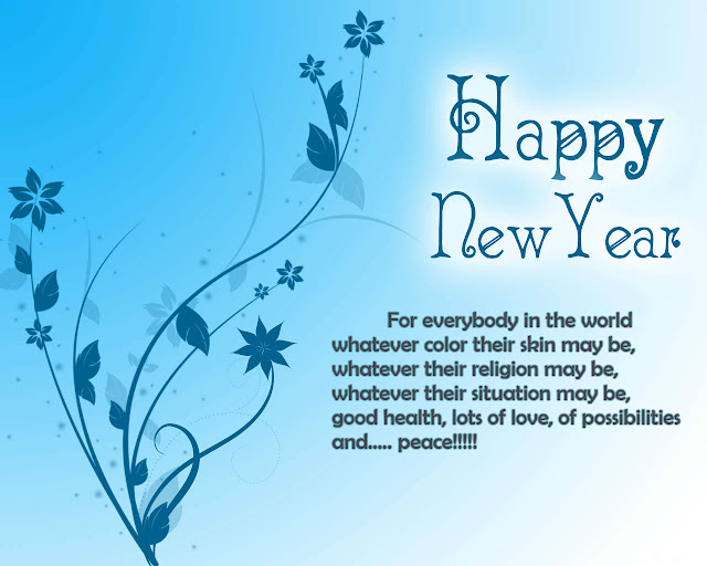 Happy New Year 2016 Wishes