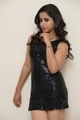 Swathi Dixit Glamorous Photos in Black-thumbnail-11