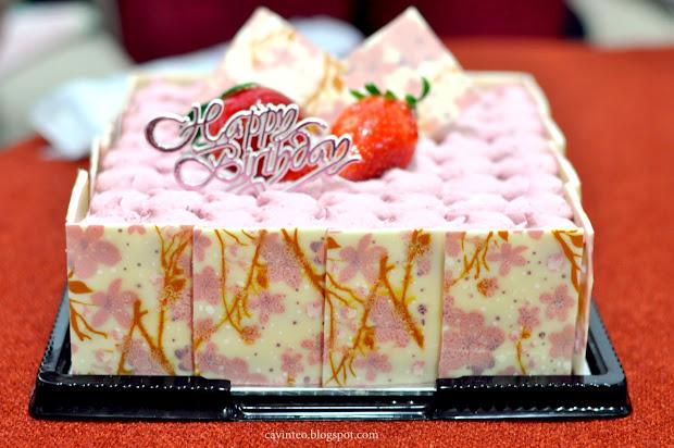 Happy Birthday Johnny Cake