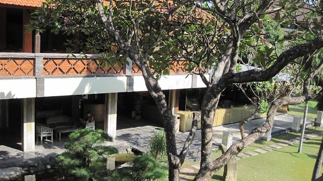 El despreciable Hotel Bali Bungalo - Kuta, Bali