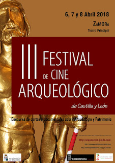 III Festival de Cine Arqueológico de Castilla y León (Zamora, 2018)
