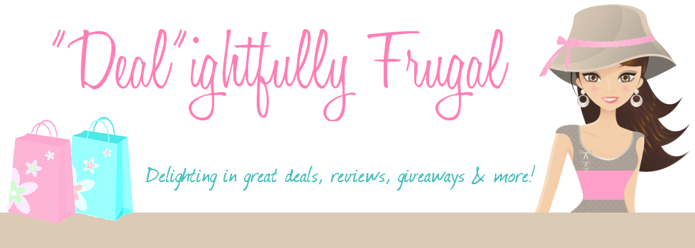 """Deal""ightfully  Frugal"