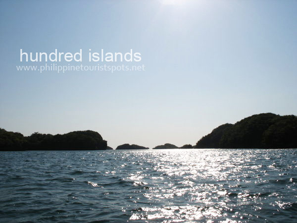how to get to thousand island national park from manilla