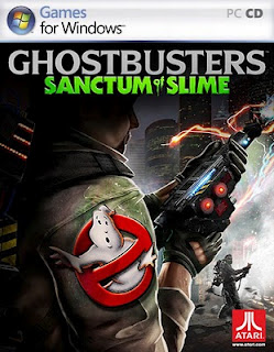 Ghostbusters Sanctum of Slime PC Game (cover)