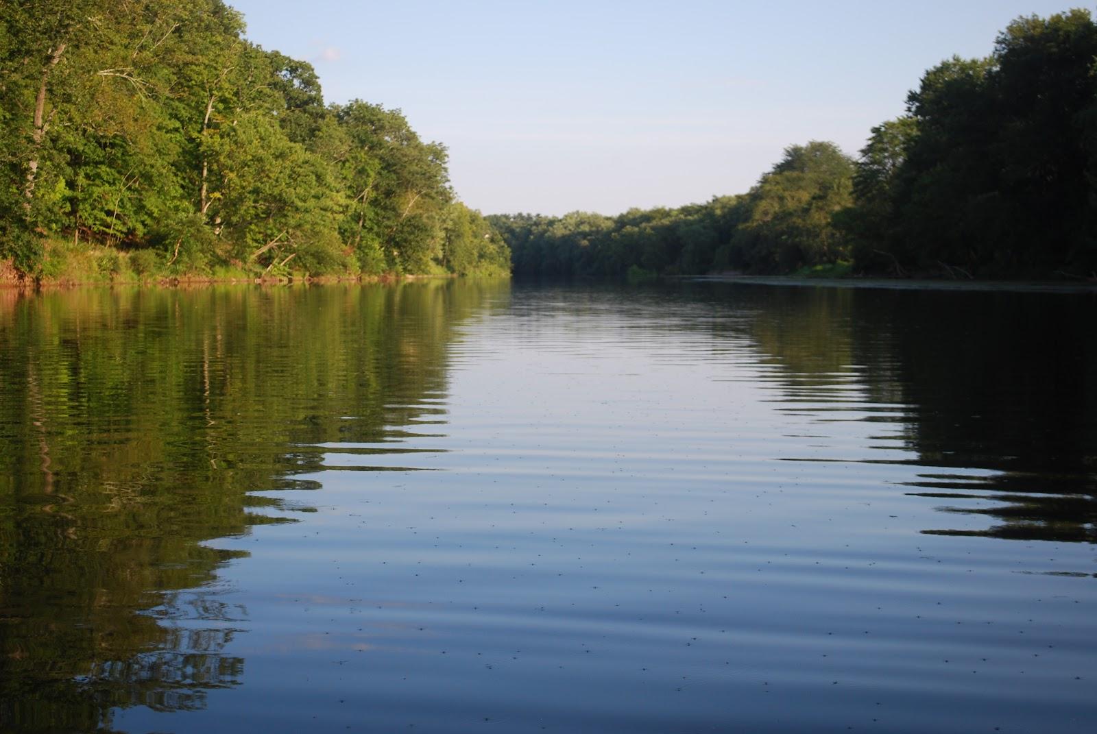 Litton 39 s fishing lines raritan river confluence for Raritan river fishing