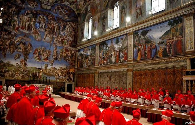 ¿Cual será el nombre del próximo Papa?