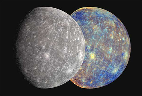 colored mercury image