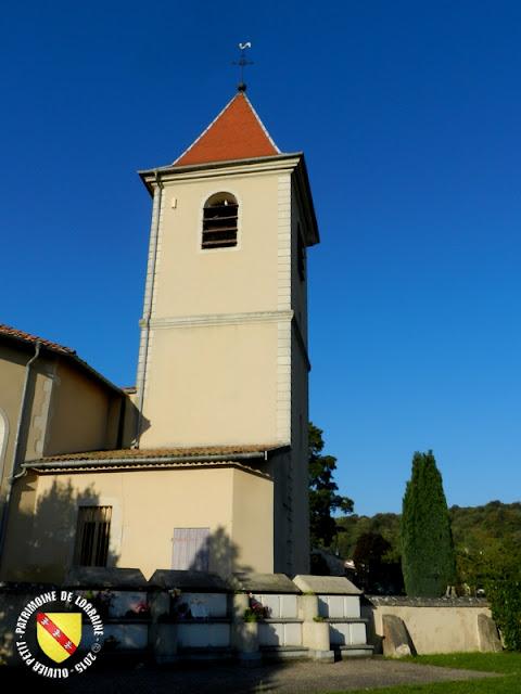 PAGNEY-DERRIERE-BARINE (54) - Eglise Saint-Brice