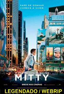 Assistir A Vida Secreta de Walter Mitty Legendado 2014