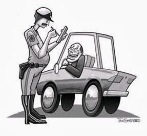 Telat Menjalani Sidang Tilang Mobil di Pengadilan Jakarta Barat