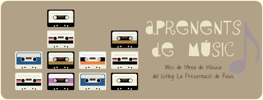 El bloc de música de La Presentació