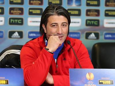 Basel Coach Murat Yakin
