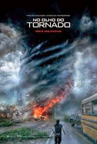 Filme Poster No Olho do Tornado HDRip XviD & RMVB Dublado