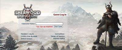 Sherwood MMORPG