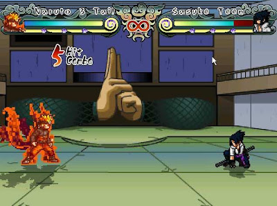 Naruto Shippuden: The New Era 2012 (MUGEN) Screenshots 2