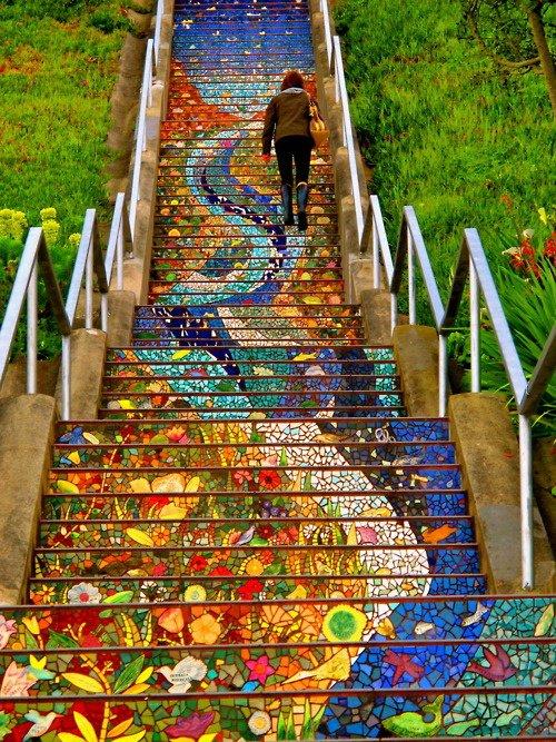 Megical Stairway