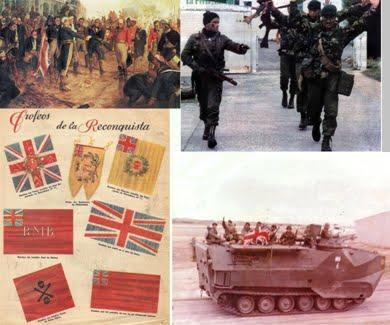Argentina, donde Gran Bretaña siempre perdió