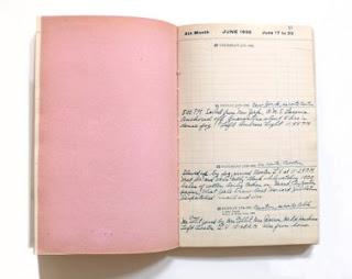 Один из первых в мире ежедневников от Джона Леттса