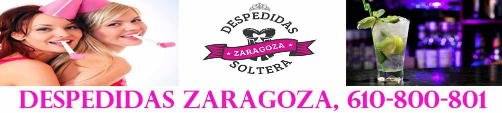 DESPEDIDAS ZARAGOZA, 610 800 801