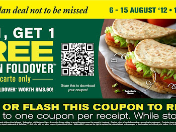 A Great Ramadan deal not to be missed!  McDonald's Malaysia