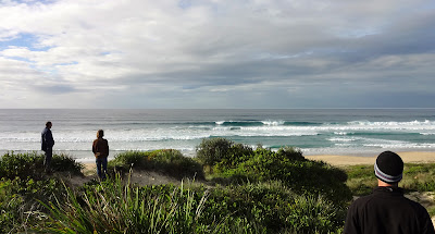 Surfing South Coast NSW