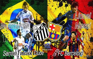 Barcelona Vs Santos – Final Mundial de Clubes 2011