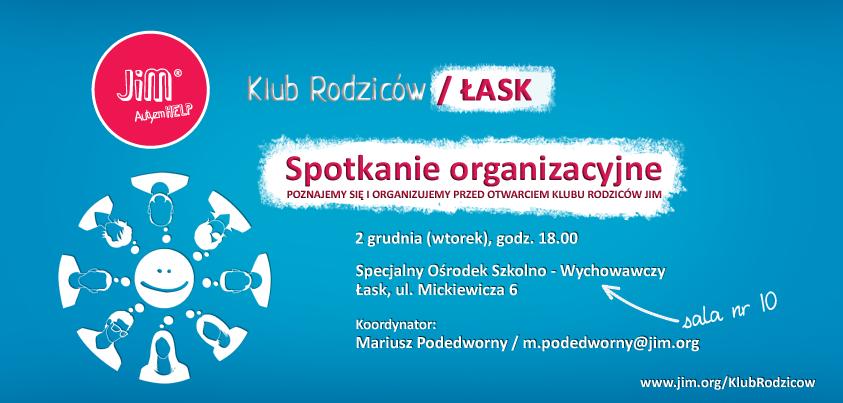Klub Rodzica AutyzmHELP/Łask