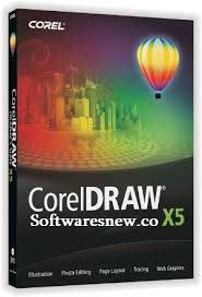 Corel Draw X5 Crack with serial key full version free download