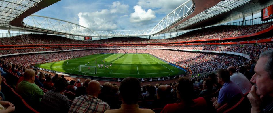 Arsenal Photo: Arsenal Stadium