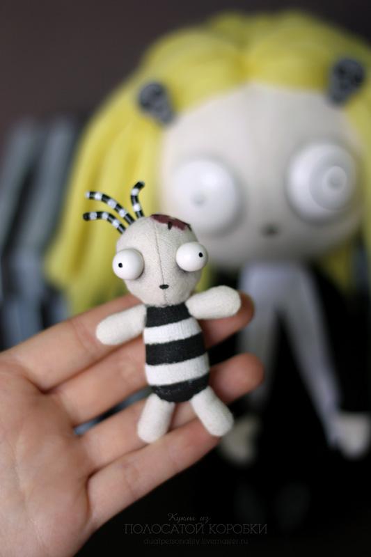 Кукла Ленор Lenore Doll