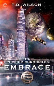 The Epherium Chronicles Book 1--Embrace $50 Book Blast